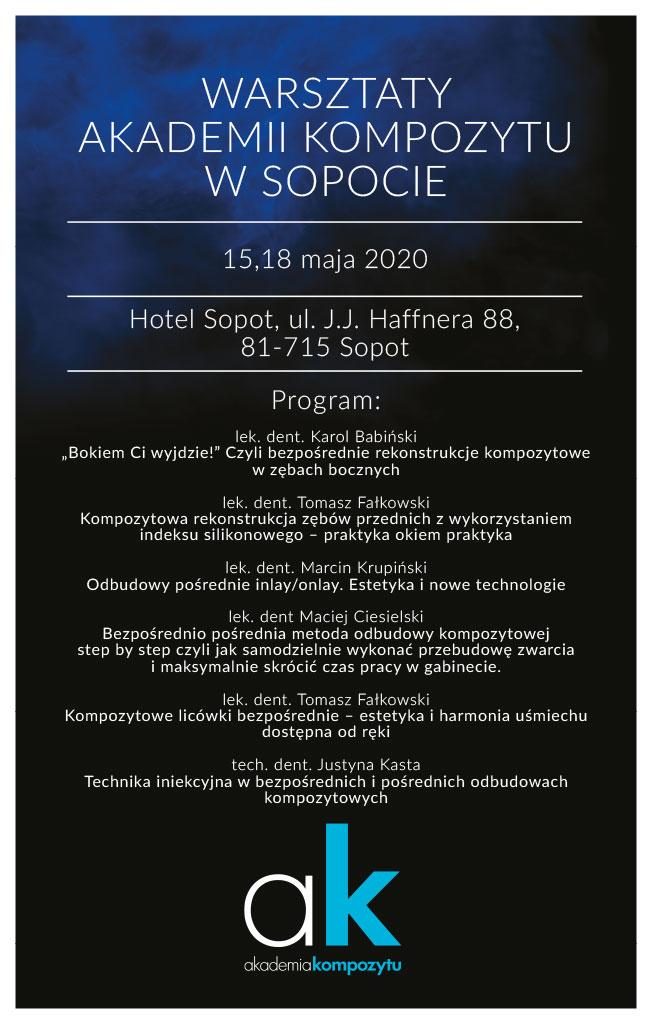 Akademia Kompozytu - Wykłady - Sopot